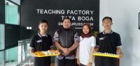 Teaching Factory Tata Boga SMK Nurussalam Salopa
